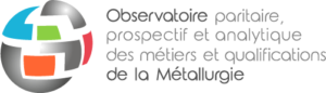 Logo Observatoire de la métallurgie UIMM